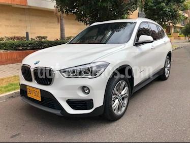 Foto venta Carro Usado BMW X1 sDrive 20d (2018) color Blanco precio $118.500.000