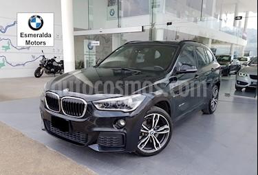 Foto venta Auto Seminuevo BMW X1 sDrive 20iA M Sport (2017) color Negro Zafiro precio $490,000