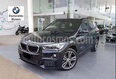 Foto venta Auto Seminuevo BMW X1 sDrive 20iA M Sport (2017) color Negro precio $470,000