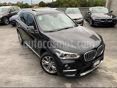 Foto venta Auto Seminuevo BMW X1 sDrive 20iA Sport Line (2017) color Negro precio $389,000
