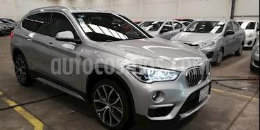 Foto venta Auto Usado BMW X1 sDrive 20iA X Line (2017) color Plata Cristal precio $435,000