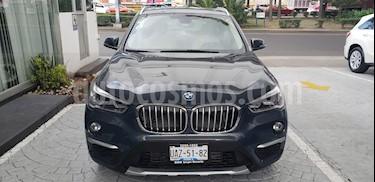 Foto venta Auto Seminuevo BMW X1 sDrive 20iA X Line (2018) color Azul Mar precio $510,000