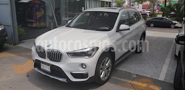 Foto venta Auto Seminuevo BMW X1 sDrive 20iA X Line (2017) color Blanco Alpine precio $439,000