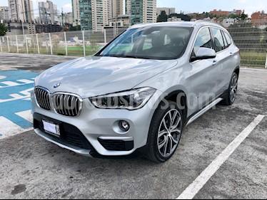 Foto venta Auto Seminuevo BMW X1 sDrive 20iA X Line (2017) color Plata precio $459,000