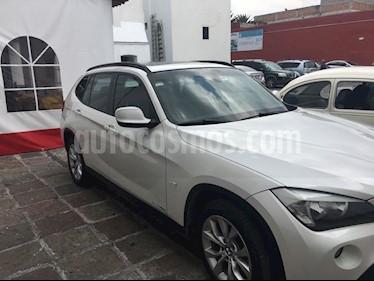 Foto venta Auto Seminuevo BMW X1 sDrive 20iA (2013) color Blanco precio $210,000