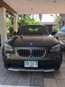 Foto venta Auto Seminuevo BMW X1 xDrive 25iA (2011) color Negro Cosmos precio $210,000