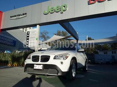 Foto venta Auto Seminuevo BMW X1 xDrive 25iA (2012) color Blanco Candy