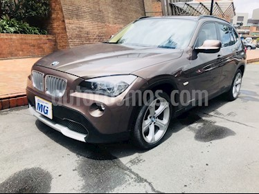 BMW X1 xDrive28i Executive usado (2011) color Marron precio $62.900.000
