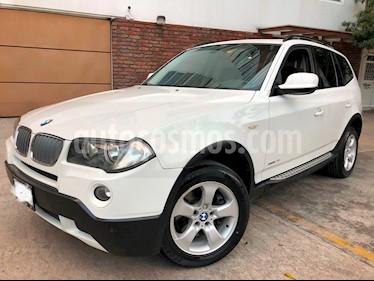 Foto venta Auto Seminuevo BMW X3 2.5i Top (2011) color Blanco precio $198,000