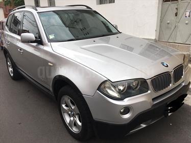Foto venta Auto Seminuevo BMW X3 2.5si Lujo (2009) color Plata Titanium precio $205,000