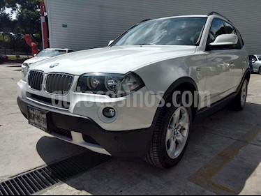 Foto venta Auto Usado BMW X3 2.5siA Top (2011) color Blanco precio $229,000
