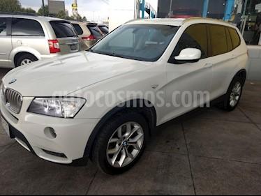 Foto venta Auto Seminuevo BMW X3 2.5siA Top (2011) color Blanco precio $267,000