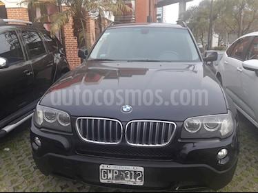 Foto venta Auto Usado BMW X3 3.0d Executive Aut (2008) color Negro precio $450.000