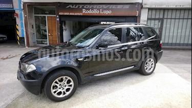 Foto venta Auto Usado BMW X3 3.0i Executive (2006) color Negro precio u$s11.900