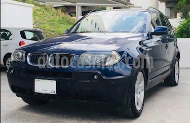 Foto venta Auto Seminuevo BMW X3 3.0i  (2005) color Azul precio $179,900