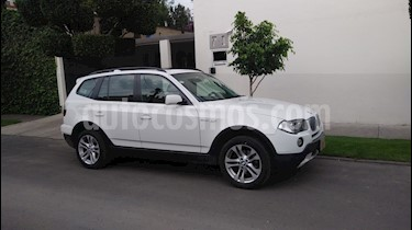 Foto venta Auto usado BMW X3 3.0si Sport (2008) color Blanco precio $156,000