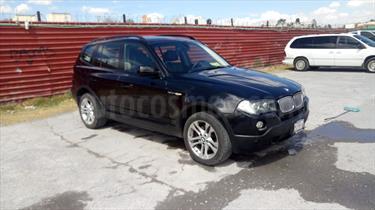 Foto venta Auto usado BMW X3 3.0si  (2008) color Negro precio $165,000