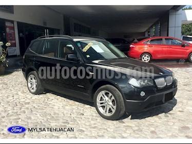 Foto venta Auto Seminuevo BMW X3 3.0si (2009) color Negro precio $198,000