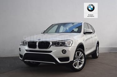Foto venta Auto Usado BMW X3 sDrive20iA (2017) color Blanco Alpine precio $665,000