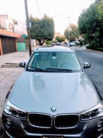 Foto venta Auto Seminuevo BMW X3 sDrive20iA (2015) color Azul Montego precio $370,000