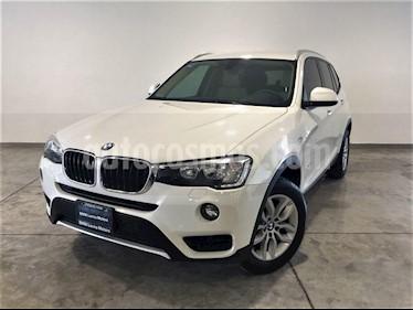 Foto venta Auto Usado BMW X3 sDrive20iA (2017) color Blanco Alpine precio $467,001