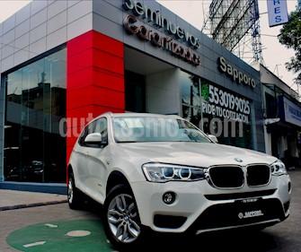 Foto venta Auto Usado BMW X3 sDrive20iA (2017) color Blanco precio $525,000