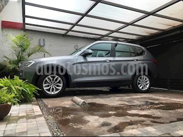 Foto venta Auto Usado BMW X3 sDrive20iA (2017) color Gris Space precio $415,500