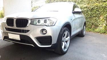 Foto venta Auto usado BMW X3 xDrive 20d  (2017) color Gris Space precio $31.300.000