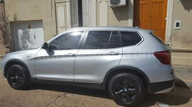 Foto venta Auto Usado BMW X3 xDrive 20i Executive (2013) color Gris Space precio $680.000