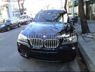 Foto venta Auto Usado BMW X3 xDrive 35i Executive (2014) color Azul precio u$s46.500