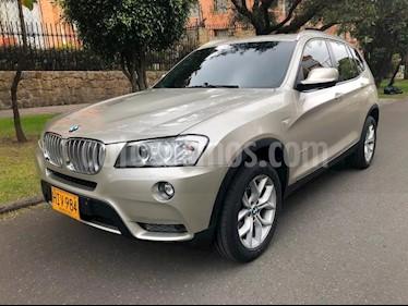 Foto venta Carro Usado BMW X3 xDrive 35i  (2014) color Plata precio $105.000.000