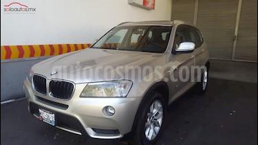 Foto venta Auto Usado BMW X3 xDrive28iA Lujo (2013) color Gris precio $329,900
