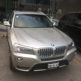 Foto venta Auto Seminuevo BMW X3 xDrive28iA Top (2013) color Beige Arena precio $316,000