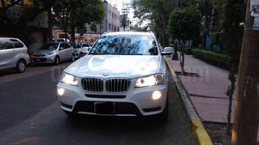 Foto venta Auto Seminuevo BMW X3 xDrive28iA Top (2013) color Blanco Alpine precio $285,000