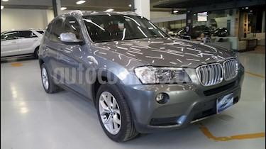 Foto venta Auto Usado BMW X3 xDrive28iA Top (2013) color Gris precio $328,000