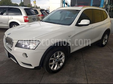 Foto venta Auto Seminuevo BMW X3 xDrive28iA Top (2011) color Blanco precio $237,000