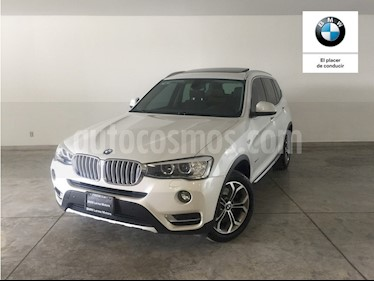 Foto venta Auto Usado BMW X3 xDrive28iA X Line (2016) color Blanco Alpine precio $515,001