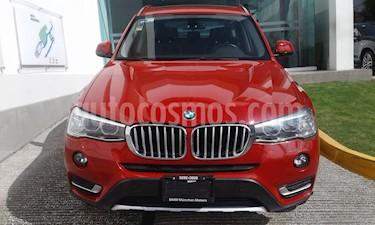 Foto venta Auto Usado BMW X3 xDrive28iA X Line (2015) color Rojo Melbourne precio $445,000
