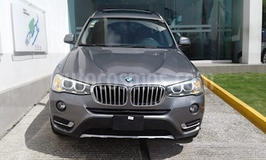 Foto venta Auto Seminuevo BMW X3 xDrive28iA X Line (2015) color Gris Space precio $445,000