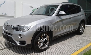 Foto venta Auto usado BMW X3 xDrive28iA X Line (2016) color Plata precio $458,500