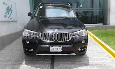 Foto venta Auto Usado BMW X3 xDrive28iA X Line (2017) color Negro Zafiro precio $588,500