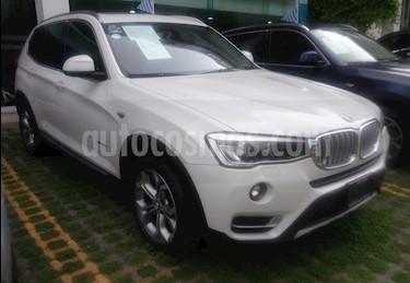 Foto venta Auto Seminuevo BMW X3 xDrive28iA X Line (2015) color Blanco Alpine precio $415,000