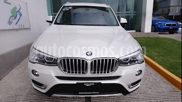 Foto venta Auto Seminuevo BMW X3 xDrive28iA X Line (2017) color Blanco precio $588,500