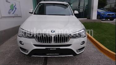 Foto venta Auto Seminuevo BMW X3 xDrive28iA X Line (2017) color Blanco Alpine precio $588,500