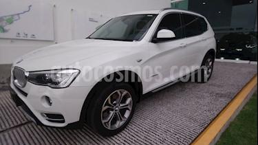 Foto venta Auto Seminuevo BMW X3 xDrive28iA X Line (2017) color Blanco Alpine precio $535,000