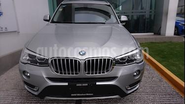 Foto venta Auto Seminuevo BMW X3 xDrive28iA X Line (2017) color Plata precio $588,500