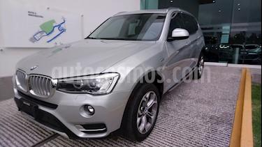 Foto venta Auto Seminuevo BMW X3 xDrive28iA X Line (2017) color Plata precio $535,000