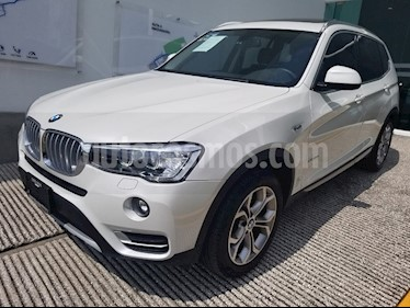 Foto venta Auto Seminuevo BMW X3 xDrive28iA X Line (2017) color Blanco Mineral precio $535,001