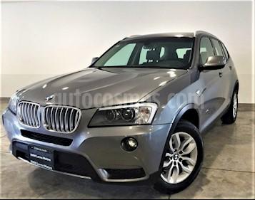 Foto venta Auto Usado BMW X3 xDrive28iA (2014) color Gris Space precio $345,000