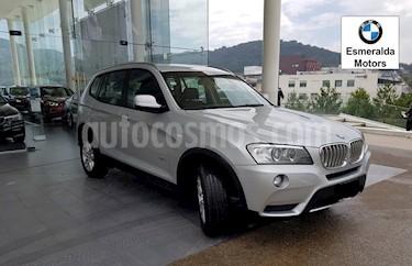 Foto venta Auto Usado BMW X3 xDrive28iA (2014) color Plata Titanium precio $330,000